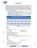 Methyl Silanes
