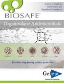 BIOSAFE Organosilane Antimicrobials