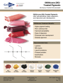 Diethicone Treated Pigments
