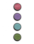 Long Wearing Eye Shadow with Super Resistant (SR) Pigments & SiBrid® DE-23