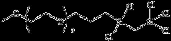 1-METHOXYTRIETHYLENEOXYPROPYL-1,1,3,3,3-PENTACHLORO-1,3-DISILAPROPANE, 90%