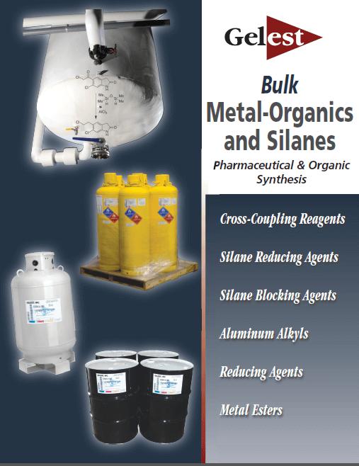 Bulk Metal-Organics and Silanes: Pharmaceutical & Organic Synthesis