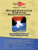 Micro-Particle Surface Modification