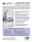Flacktek Speedmixer for Microfluidics