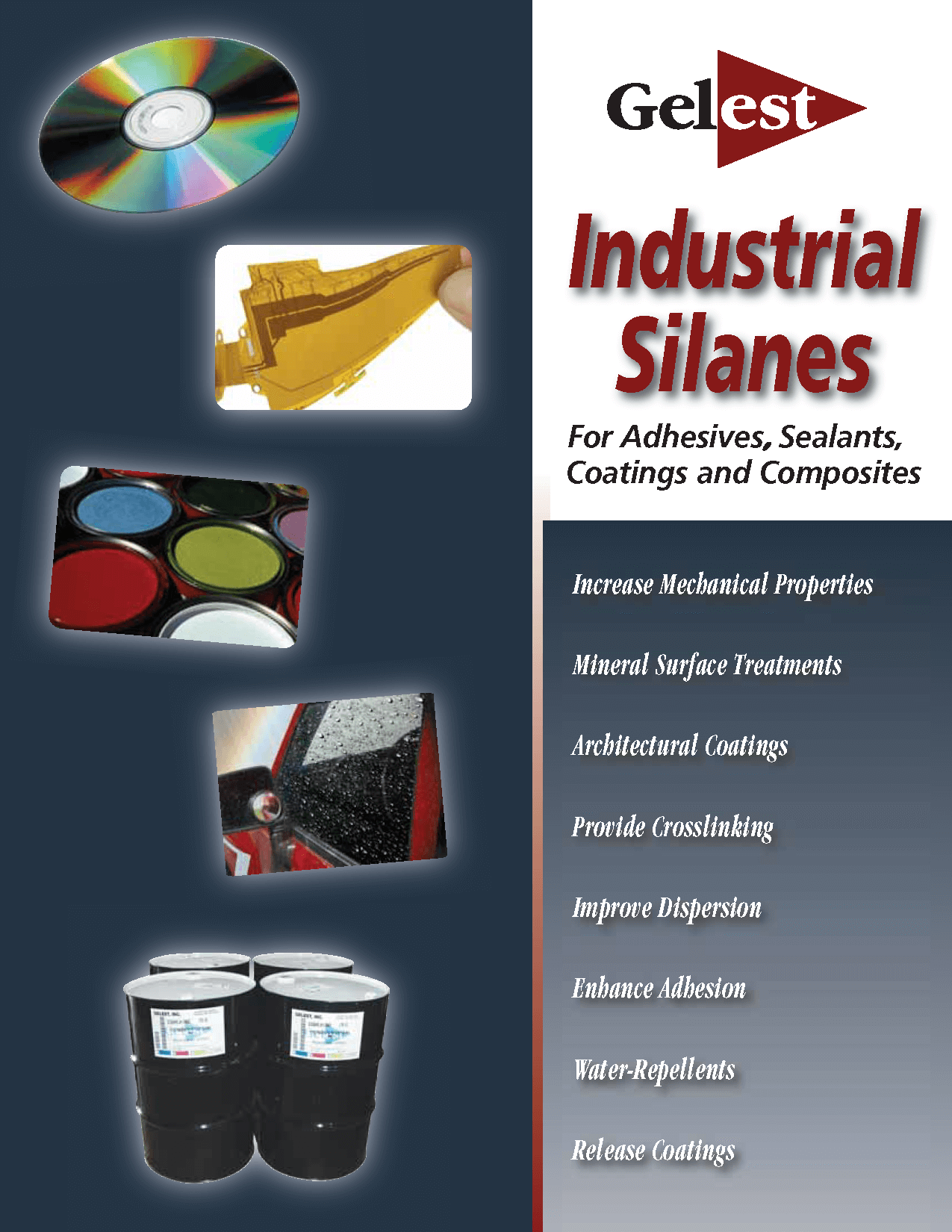 Industrial Silanes: for Adhesives, Sealants, Coatings and Composites