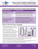 Silicon Nitride Precursors