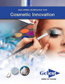 Tailoring Surfaces for Cosmetic Innovation