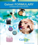Gelest Formulary for Personal Care & Color Cosmetics